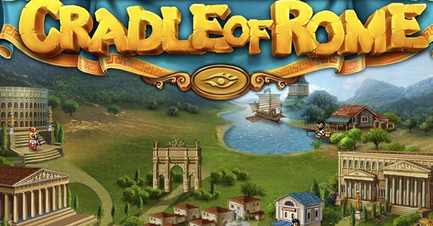 Cradle of Rome game perang